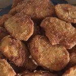 Rántott krumpli! Vannak akik azt mondják, nem is hallottak róla, pedig nagyon finom