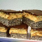 Csoda fincsi mákos krémes süti, a nagy kedvencünk!