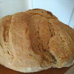 Friss, ropogós bögrés kenyér házilag