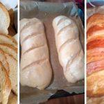 Sörből készült élesztővel sütött kenyérkénk így sikerült, ma próbáltam ki először, és remekül működött