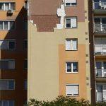 Dél-Buda – 10 emeletes panelprogramos ház.
